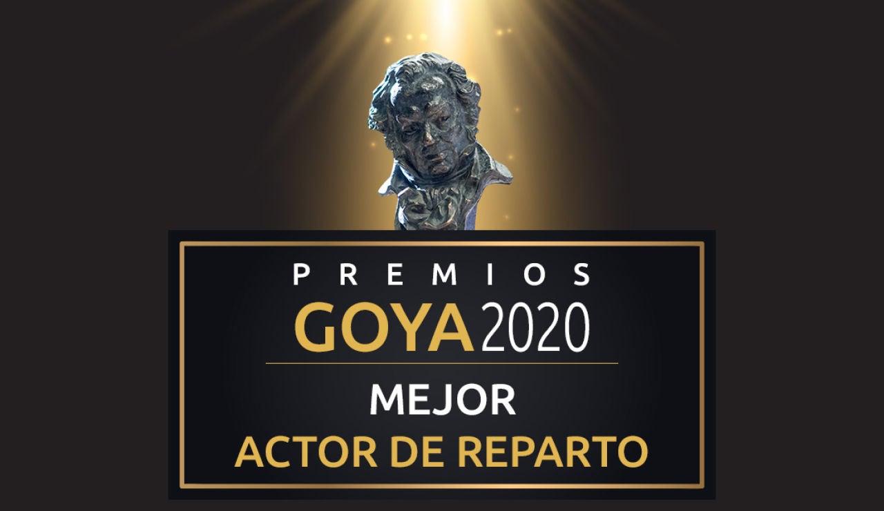 Premios Goya 2020: Mejor actor de reparto de los Goya