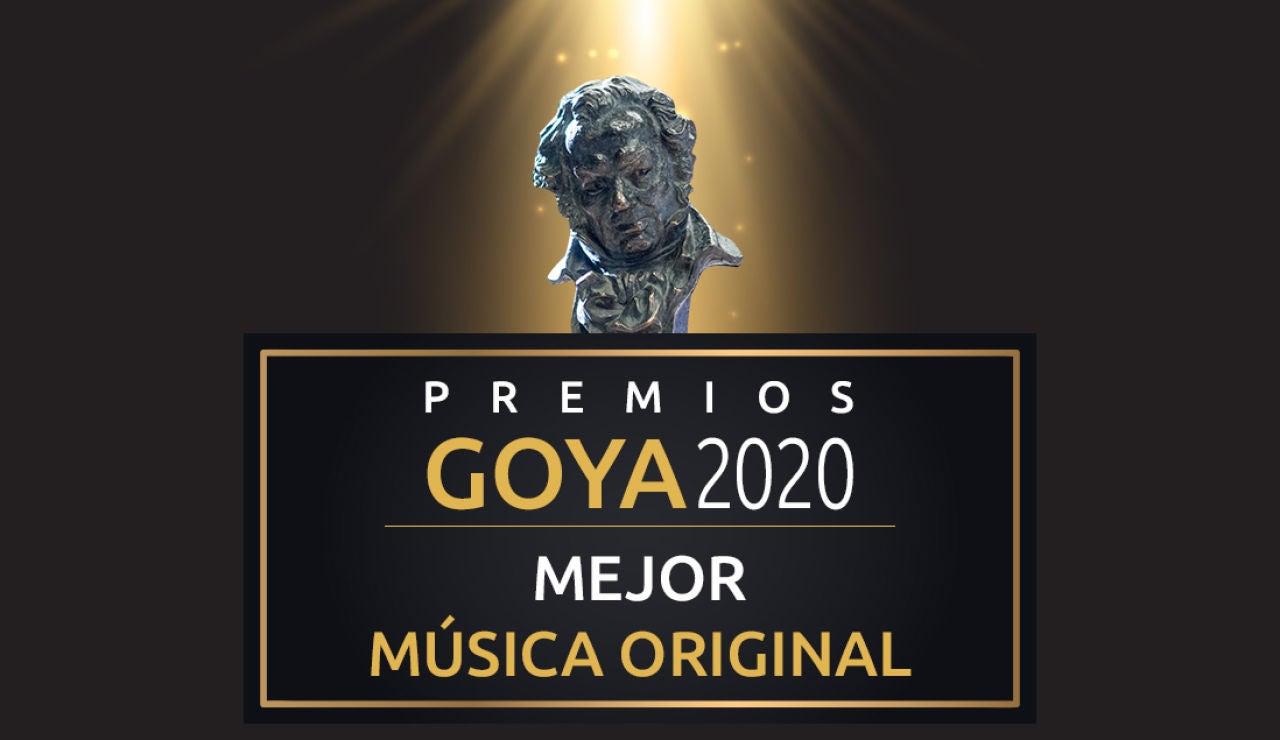 Premios Goya 2020: Mejor música original de los Goya