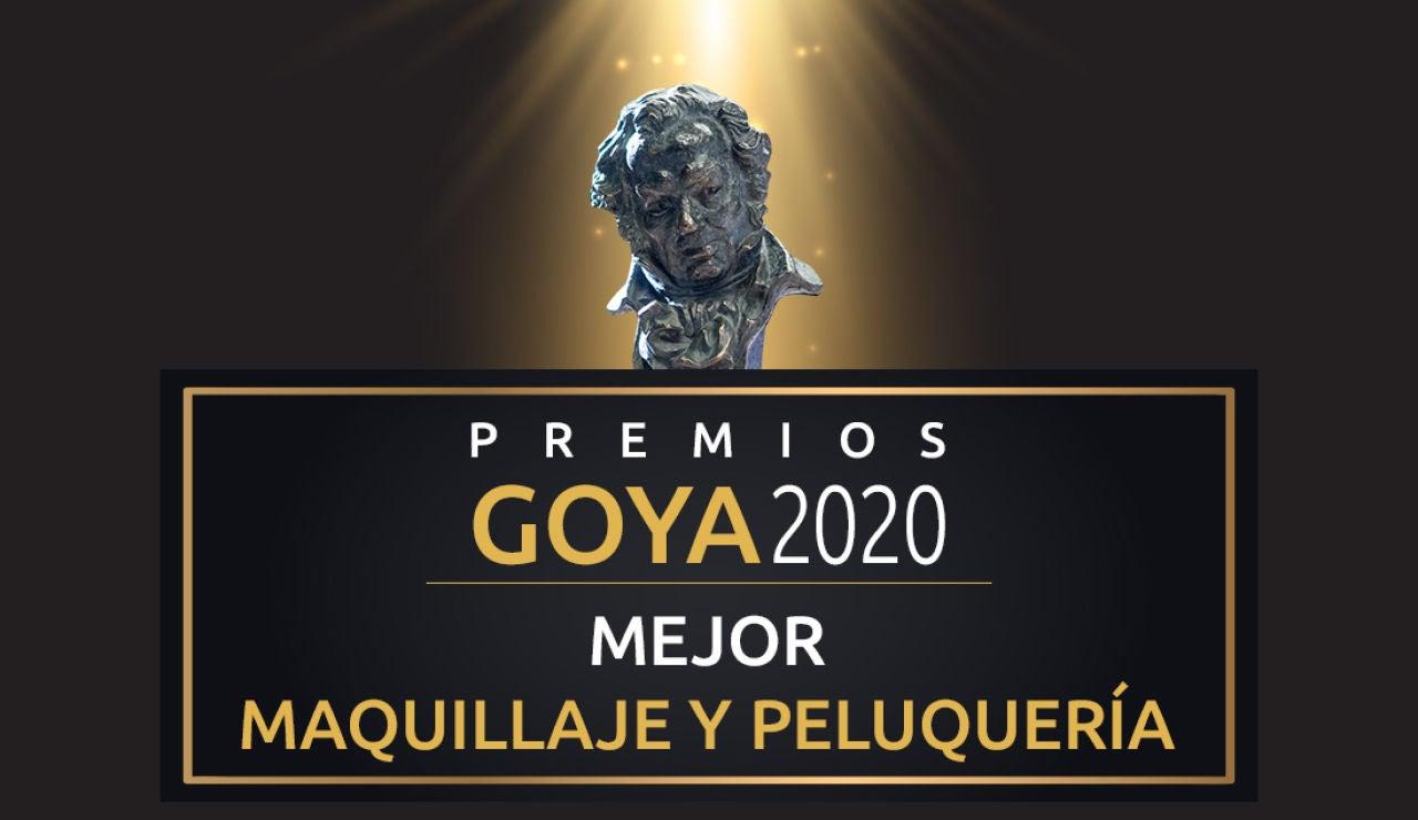 Premios Goya 2020: Mejor maquillaje y peluquería de los Goya