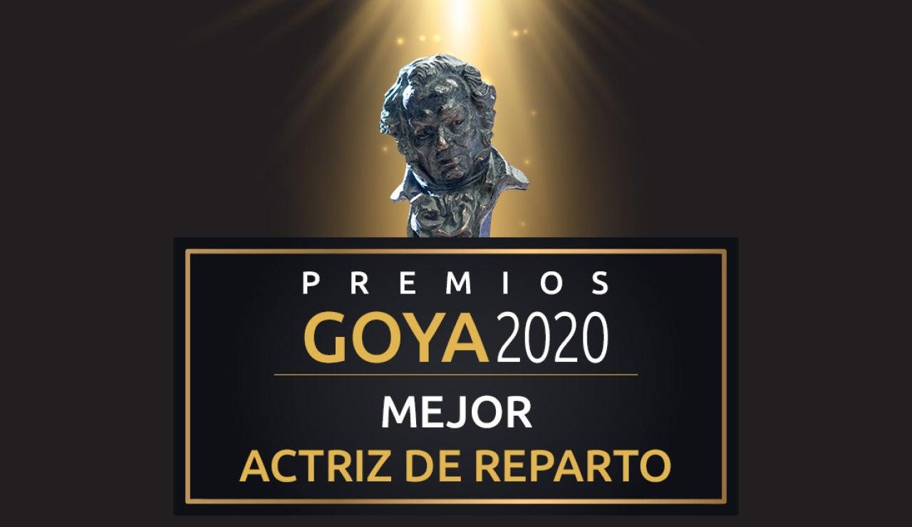 Premios Goya 2020: Mejor actriz de reparto de los Goya