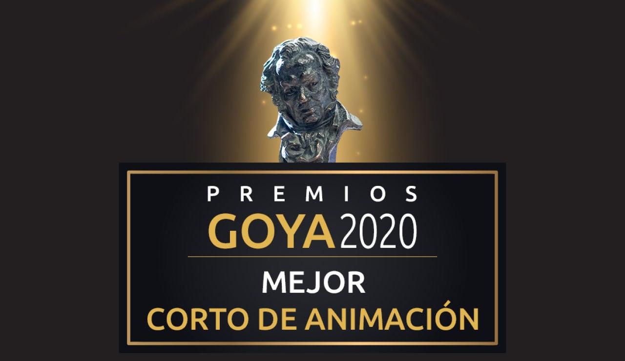 Premios Goya 2020: Mejor corto de animación de los Goya