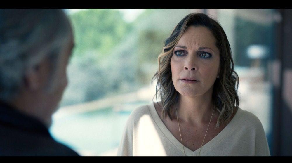 La casualidad hace que Godoy acuse a Rebeca de matar a Cristina