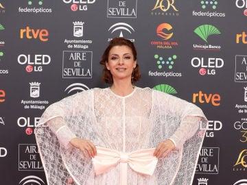 La queridísima Najwa Nimri