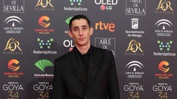 Enric Auquer Mejor Actor Revelación en los Goya 2020 por 'Quien a hierro mata'