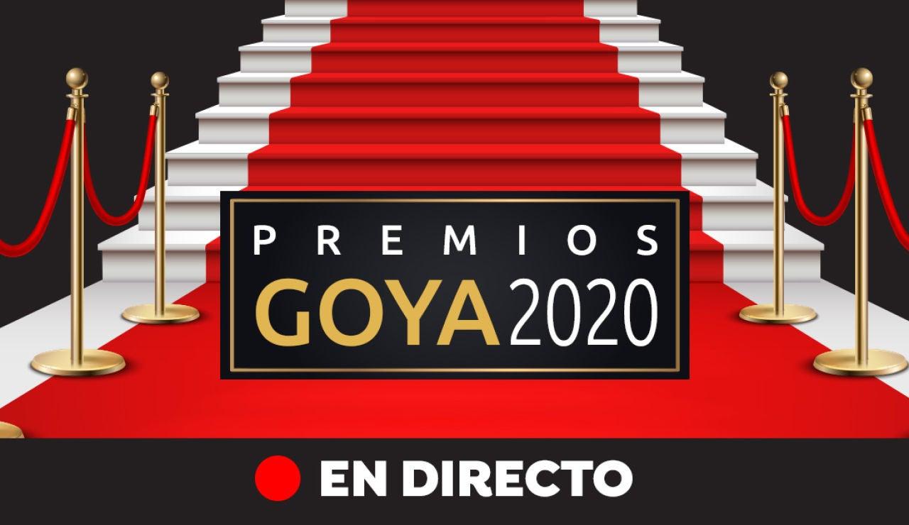 Premios Goya 2020: La alfombra roja de la Gala de los Goya, en directo