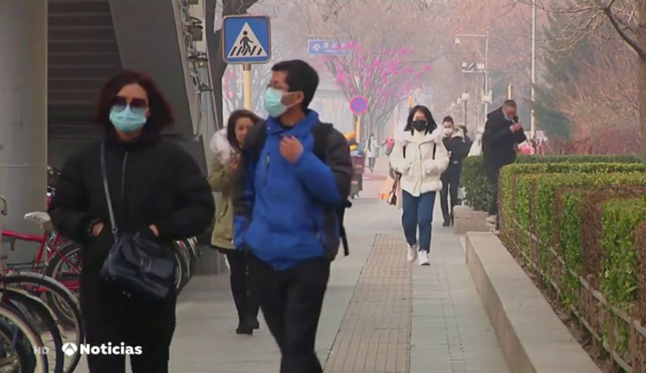 La provincia china de Cantón ordena el uso obligatorio de mascarillas protectoras a toda la población contra el coronavirus
