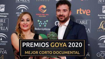 Premios Goya 2020: 'Nuestra vida como niños refugiados en Europa' mejor corto documental