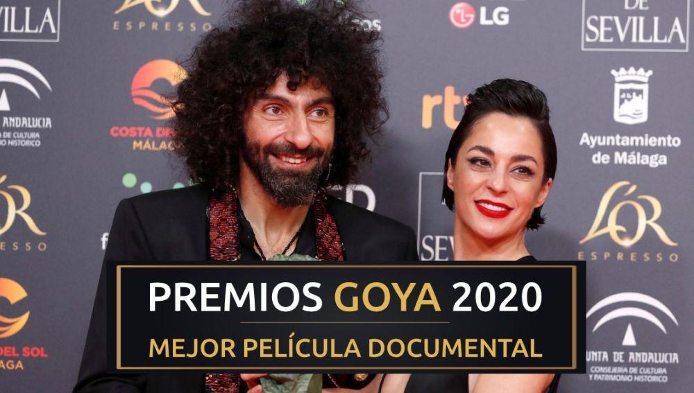 Premios Goya 2020:  'Ara Malikian, una vida entre las cuerdas' , mejor película documental