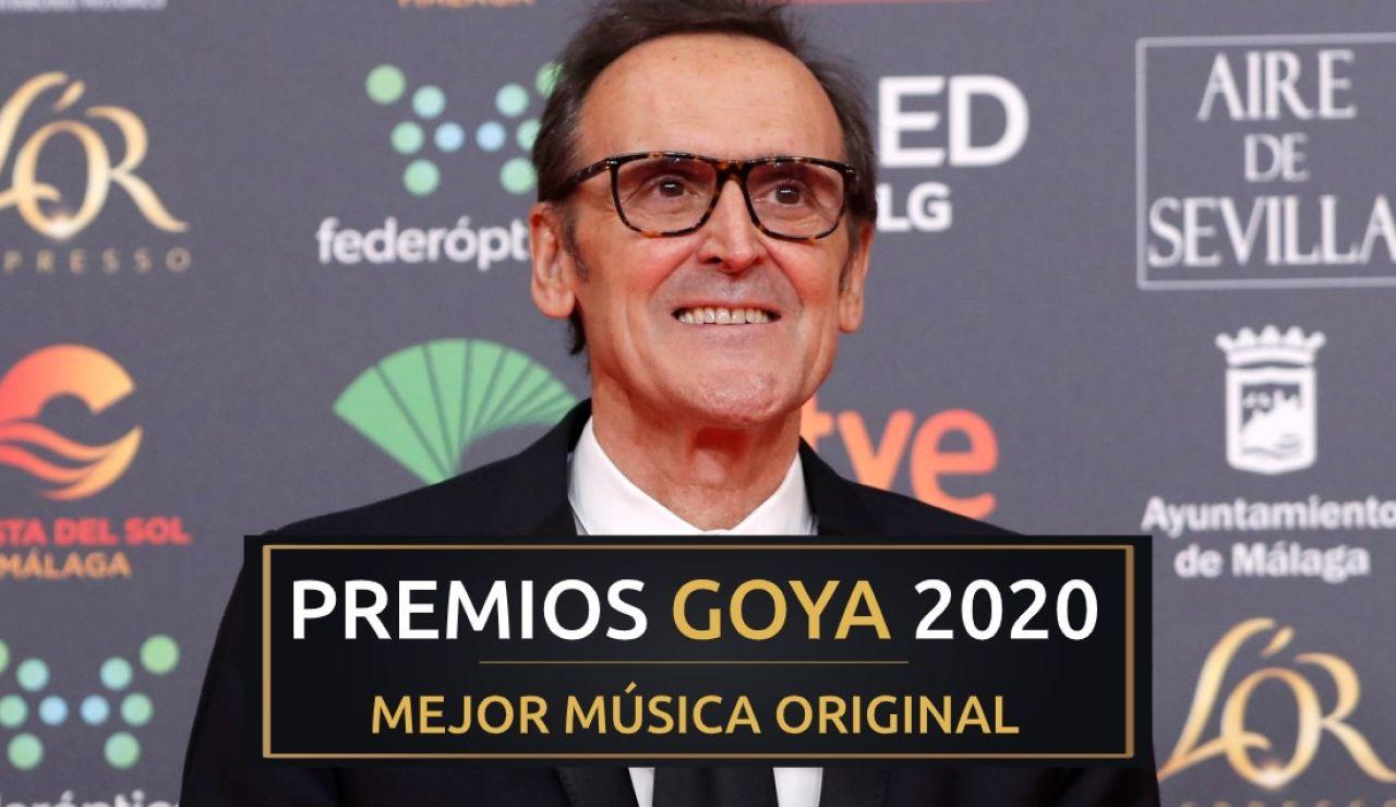 Premios Goya 2020: Alberto Iglesias, mejor música original por 'Dolor y Gloria'
