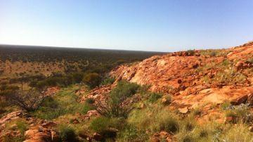 El cráter del meteorito Yarrabubba