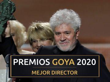 Premio Goya 2020: Pedro Almodóvar, mejor director por 'Dolor y Gloria'