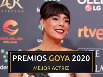 Premios Goya 2020: Belén Cuesta, mejor actriz protagonista por 'La trinchera infinita'