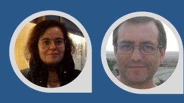 Rosario Sabariegos Jareño y Antonio Mas López