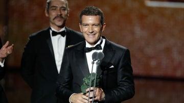 Antonio Banderas en los Premios Goya 2020