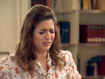 Irene, destrozada tras las noticias de Armando sobre Julia