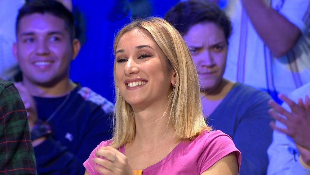 Una concursante de 'La ruleta de la suerte' hace su sueño realidad