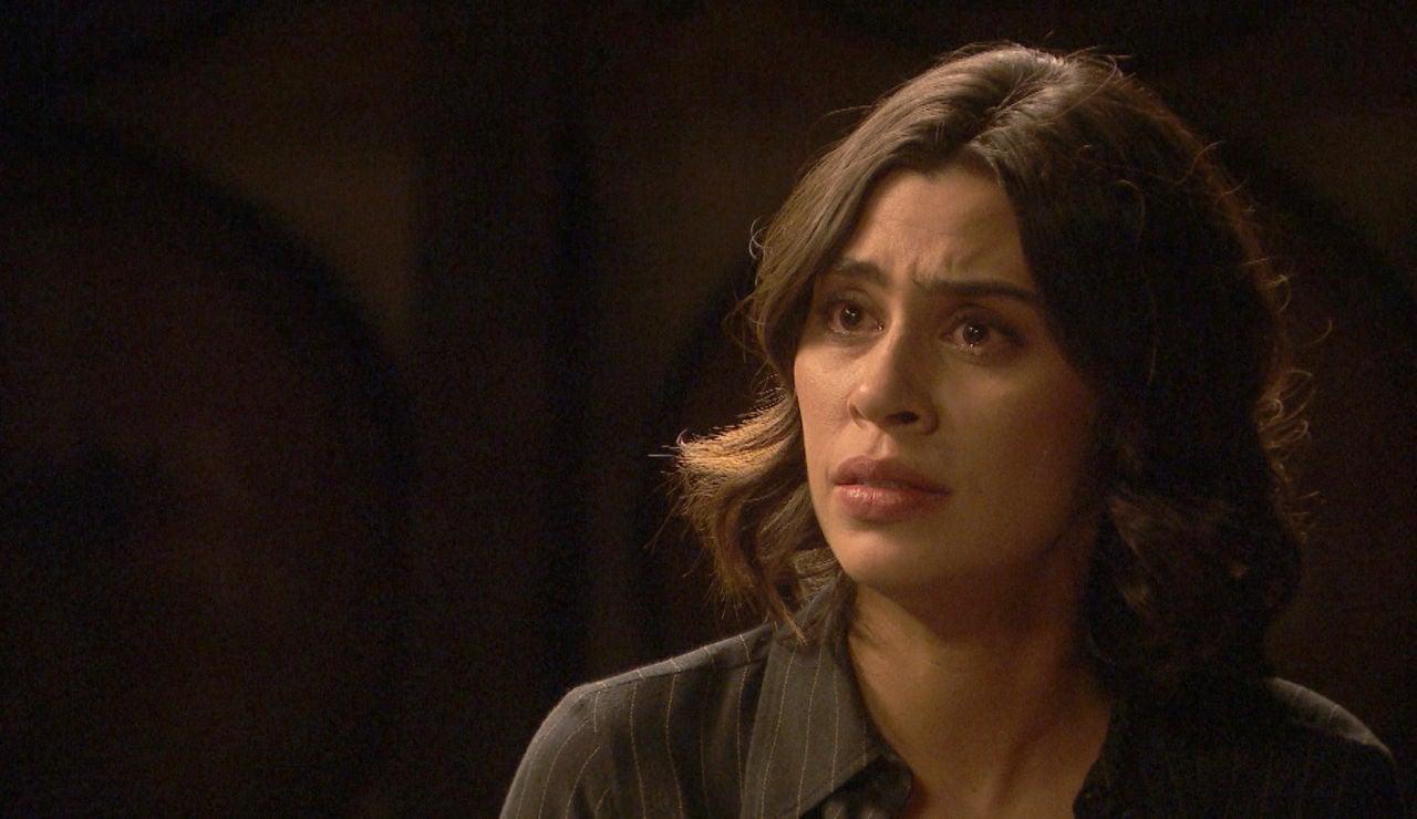 Alicia siembra la peor de las dudas sobre Marcela en Matías