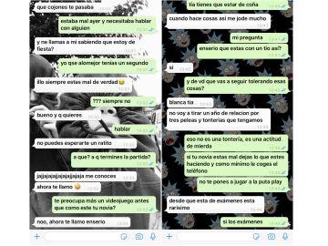 Twitter: Publica la conversación de una amiga con su novio y su explicación de por qué lo hace se vuelve viral