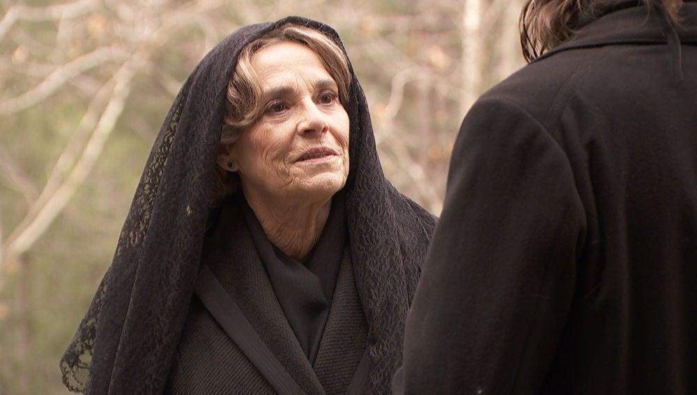 Eulalia, dispuesta a atacar en el punto débil de Francisca