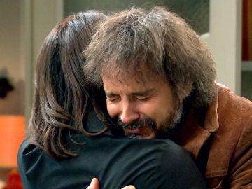Cristina y Guillermo, dos corazones rotos por la tragedia