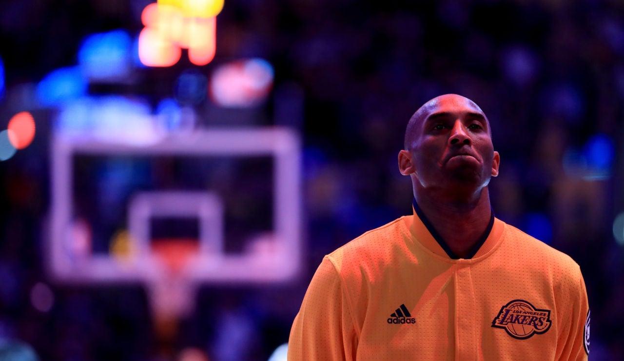 Kobe Bryant en 2016