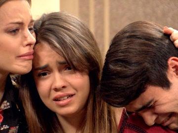 La familia Ordóñez, rota de dolor