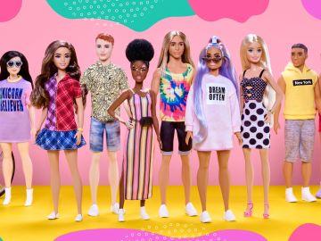 Barbie lanza nuevas muñecas