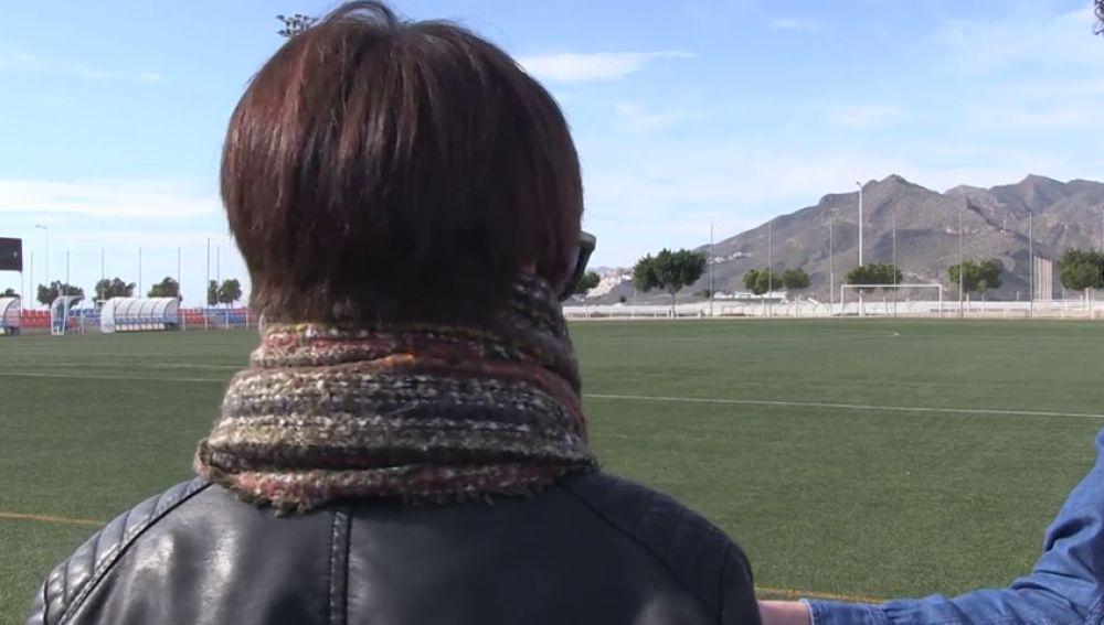 """La operadora de cámara acosada durante un partido en Murcia: """"Esto lo vemos cada fin de semana"""""""