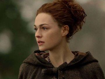 Sophie Skelton, Brianna en 'Outlander'