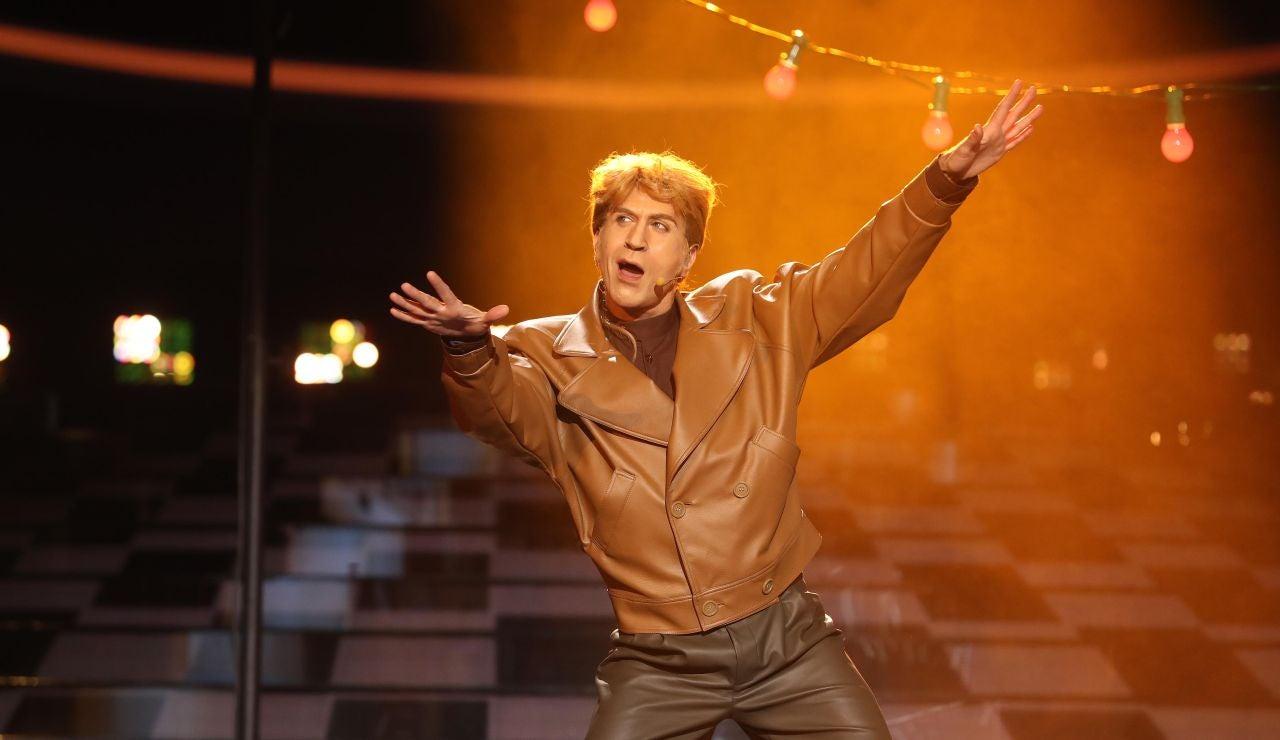 Mario Vaquerizo, protagonista de una 'Fotonovela' como Iván