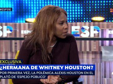 Hermana de Whitney Houston
