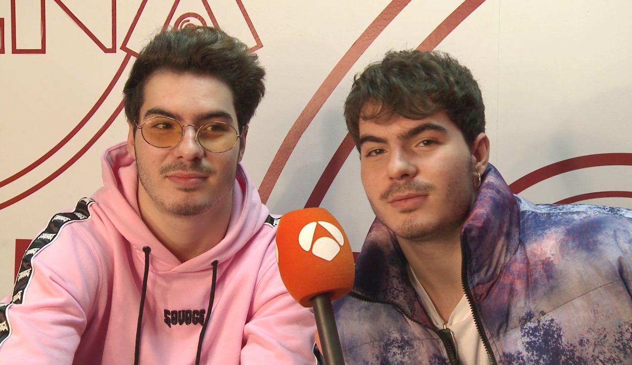 La felicitación de Gemeliers en 'Tu cara me suena' por el 30 aniversario de Antena 3