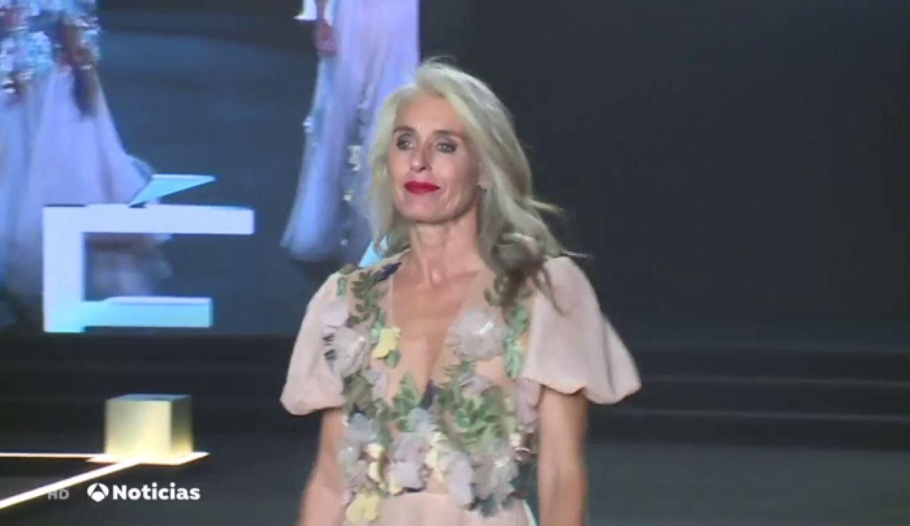 'Perfiles senior', la revolución de los modelos mayores de 40 años en la Semana de la Moda de Madrid