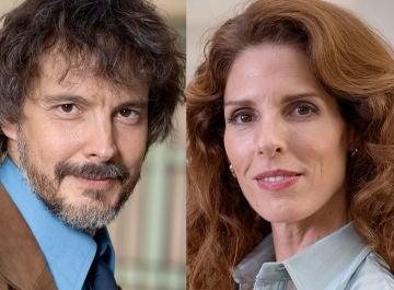 David Janer y Beatriz Argüello, actores de 'Amar es para siempre'