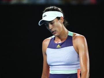 Muguruza lamenta un punto ante Sofia Kenin