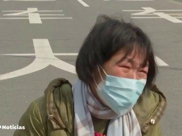 Madre corona virus