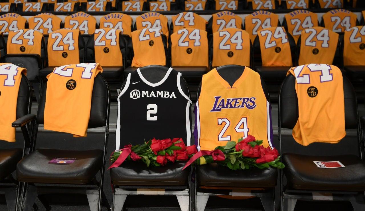 Homenaje a Kobe Bryant