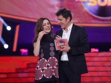 María Isabel gana la cuarta gala de 'Tu cara me suena': emoción, lágrimas y felicidad