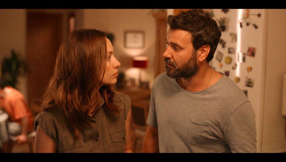 "Sergio, a Cristina: ""¿Porqué no nos vamos a otra ciudad?"""