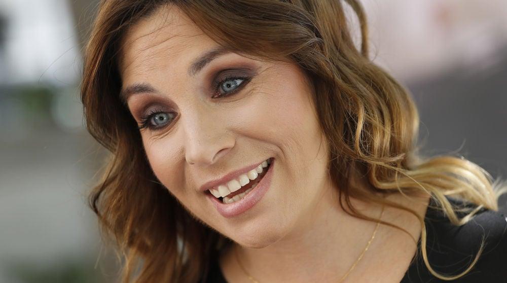 Leire Martínez, vocalista de La Oreja de Van Gogh