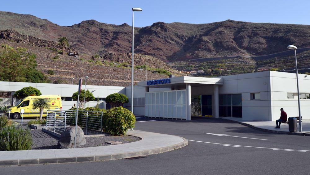 Imagen del hospital de La Gomera