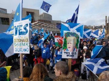 Escocia quiere pertenecer a la Unión Europea