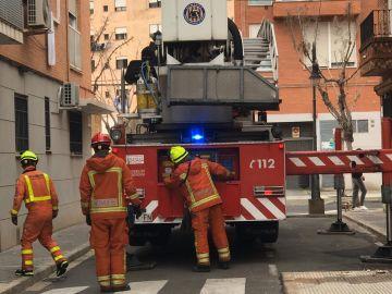 Bomberos de Valencia