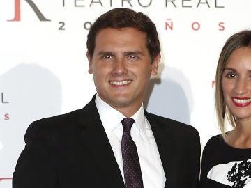 Albert Rivera y Beatriz Tajuelo