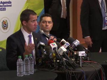 Juan Guaidó asegura que va a sacar a la dictadura de Venezuela en un acto en Miami