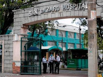 El hospital de Filipinas donde ha fallecido el hombre