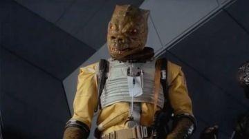 Alan Harris en 'Star Wars'