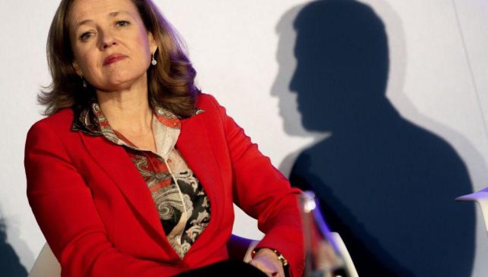 La ministra de Economía en funciones, Nadia Calviño. EFE_643x397