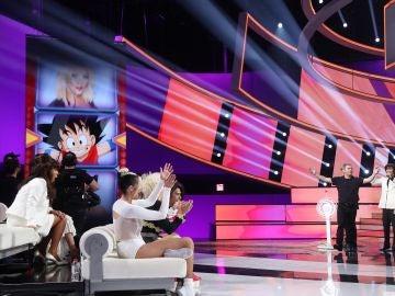 Son Goku, Lola Índigo o Jonas Brothers destacan entre las imitación de sexta gala de 'Tu cara me suena'