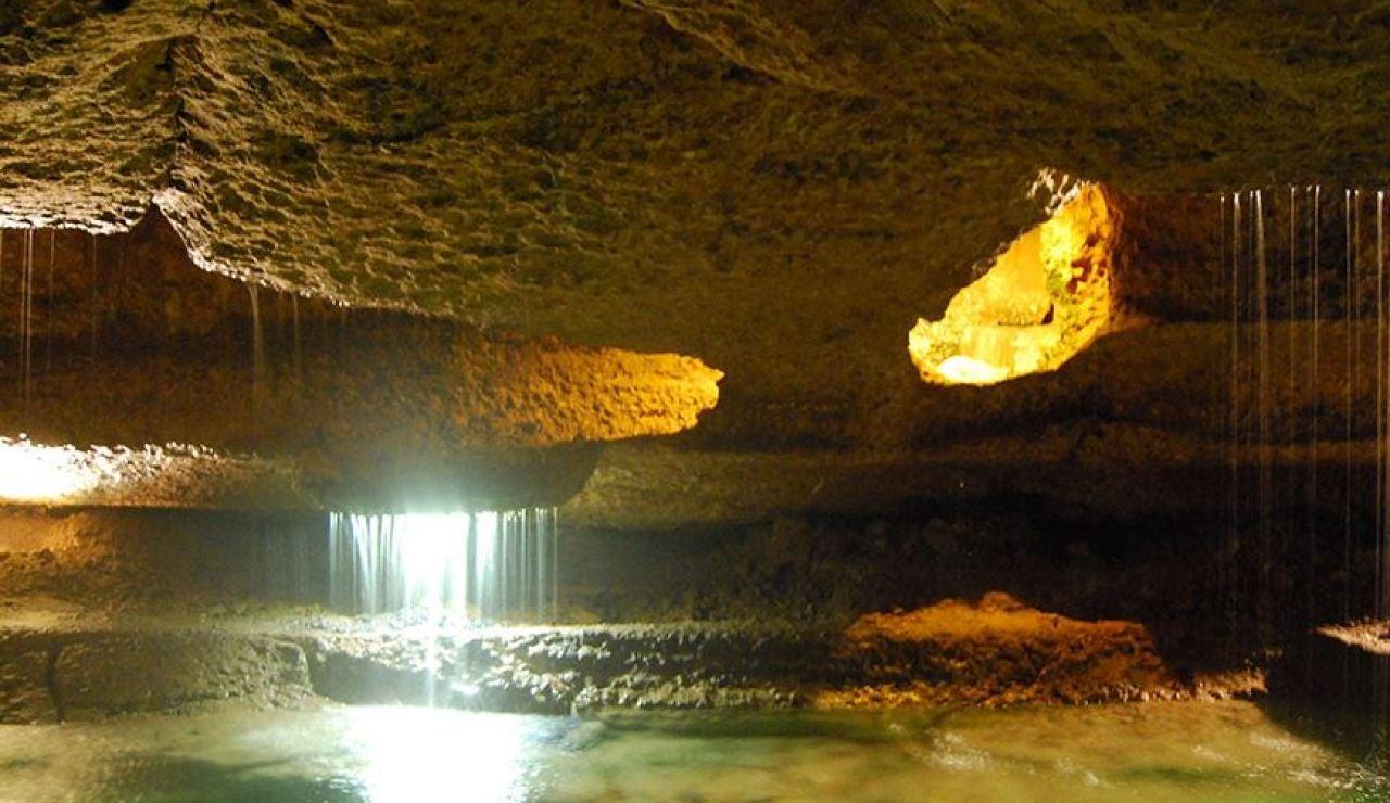 Cova de Font Major, en  L'Espluga de Francolí